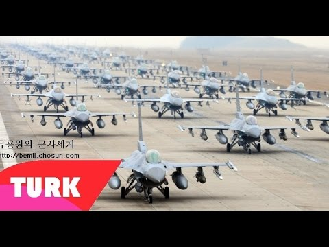 Turkish Air Force | Air Wolves |  NATO 2015 | Message for PKK & ISIS