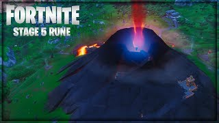 Filling Up The 5th And FINAL Rune To Activate The Lake! | Nexus Event Live | Fortnite Battle Royale