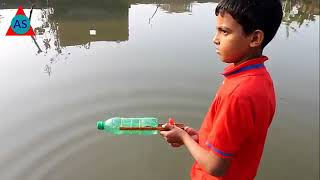 ✓Rubber Band Powered Boat   Toy Boat and Science Experiments For Kids   YouTube