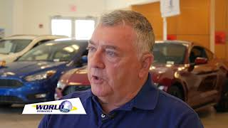 World Ford - Customer Review - Patrick R
