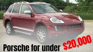 Porsche Cayenne (2008) Videos