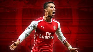 The day Cristiano Ronaldo almost signed for Arsenal   Oh My Goal