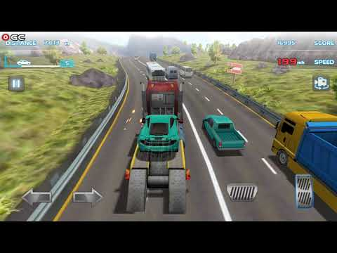 """Fast Car 3D Driving - Racing Car Game Of Speed - Chapter 5 """"endless"""" Android Gameplay FHD #5"""