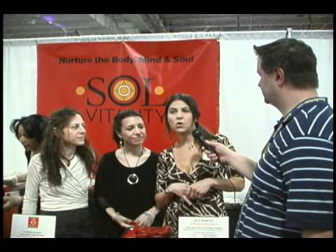 2011 Chocolate World Expo: The Ladies of Sol Vitality
