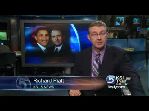 Obama And Mormon President Thomas S Monson Meet In Oval