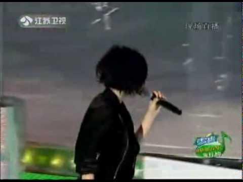 泳兒Vincy Chan - 一撇@2009雪碧中國原創音樂流行榜