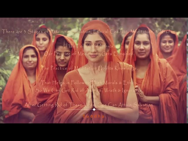 Buddha's Teachings w  subtitles