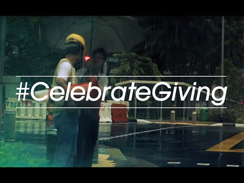 #CelebrateGiving - SG50 Jubilee Weekend video by NVPC