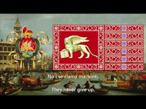 "Anthem Of The Venetian Republic ""El Ino Nasionale Veneto"" (The Venetian National Anthem)"