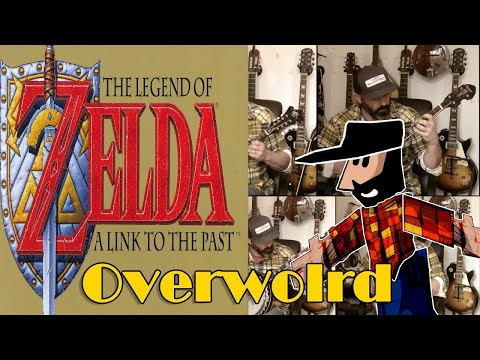 Zelda, A Link to the Past ★ Overworld Theme cover