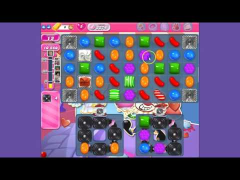 Candy Crush Saga Level 2274  -  no boosters