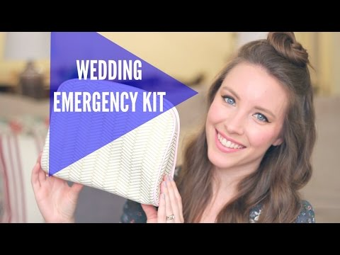 DIY WEDDING EMERGENCY KIT & WEDDING WEEKEND ESSENTIALS || KATIE BOOKSER Mp3