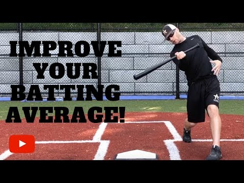 3 Ways To Instantly Improve Your Batting Average