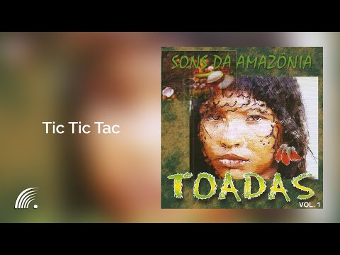 Carrapicho - Tic Tic Tac (Sons da Amazônia - Toadas - Vol.1) - Oficial