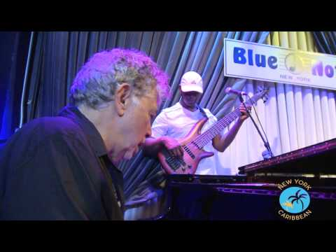 NY Caribbean TV chats with legendary musician/composer Monty Alexander teaser.