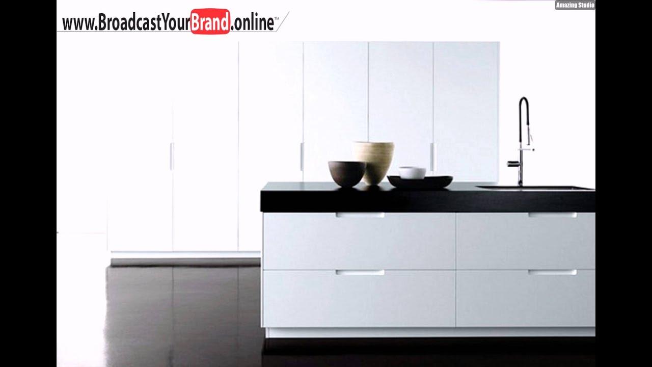 Weiße Küche Zampieri Cucine - YouTube