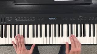 cómo tocar havana en piano camila cabello   tutorial completo   fácil