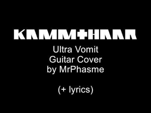 Ultra Vomit - Kammthaar Cover