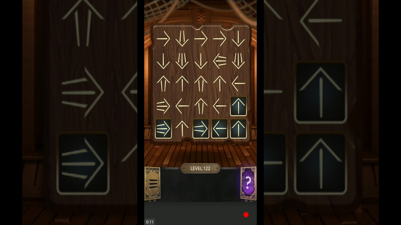 100 Doors Challenge Level 122 Answers Youtube