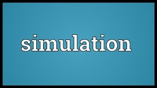 Schizophrenia Simulation POV