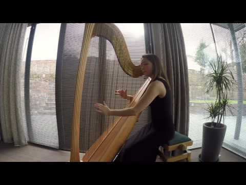 Can't Help Falling in Love- Elinor Nicholson Harp