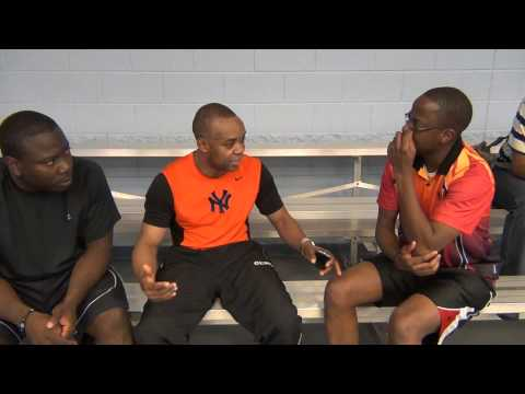 Uko Marcus and Charles Olayinka interview African Table Tennis Legend and Champion Atanda Musa Pt1