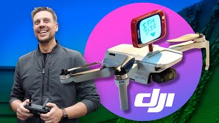 Hands on with DJI