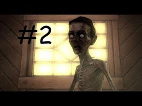 The Walking Dead : Episode 4 Part 2 - THE CHILD IN THE ATTIC & LOOKING FOR A BOAT (Video Game)