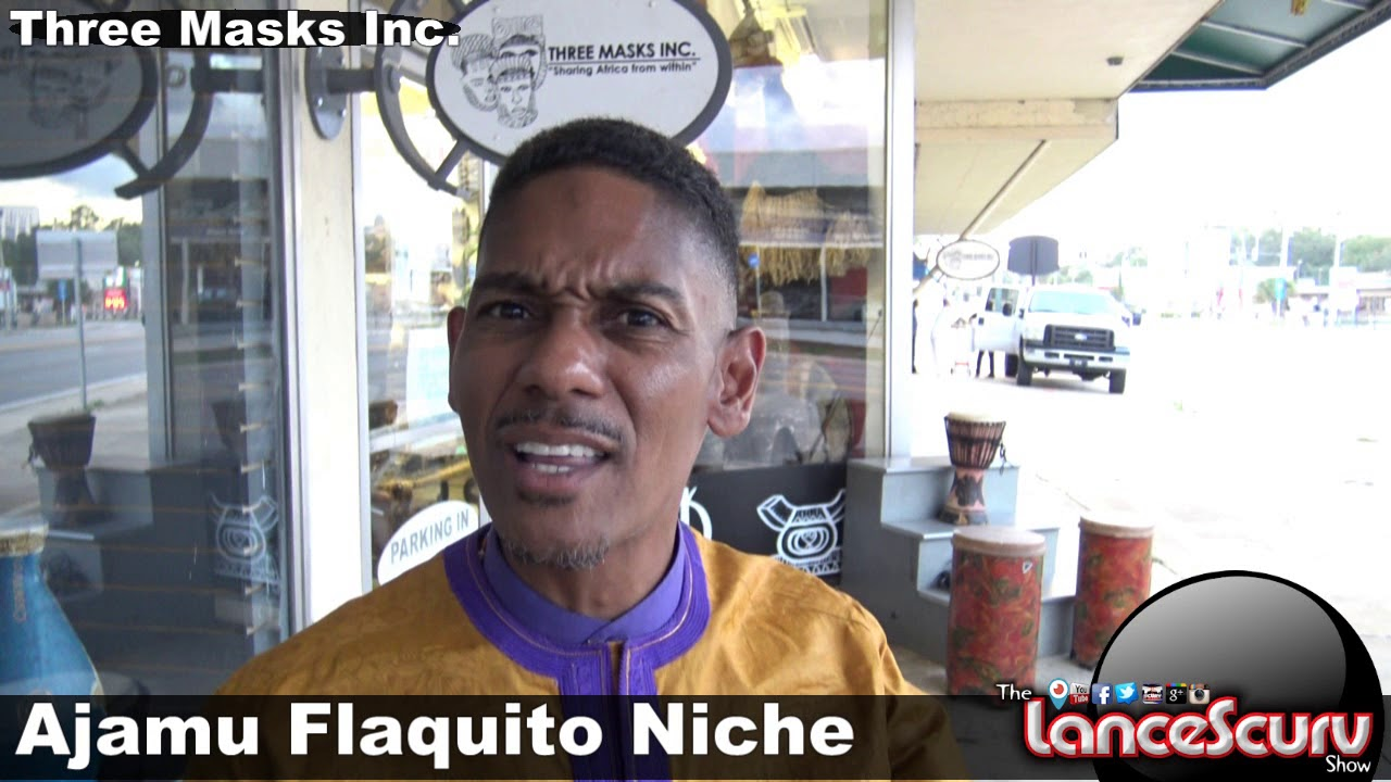 Ajamu Flaquito Niche: Thanksgiving To A Native American Is A Day Of Mourning! - The LanceScurv Show