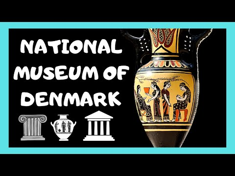 COPENHAGEN, stolen GREEK ANTIQUITIES (from 2,700BC) at the NATIONAL MUSEUM, DENMARK
