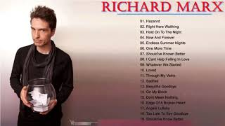 Richard Marx Greatest Hits || Best Songs Of Richard Marx  || Richard Marx Collection