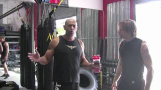 Combat Fitness HaganaH HQ with Mike Lee Kanarek