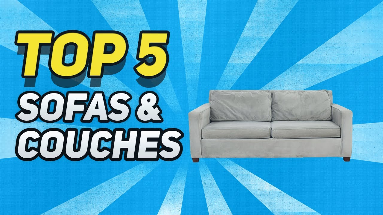 ▶️ Best Sofas To Buy in 2019