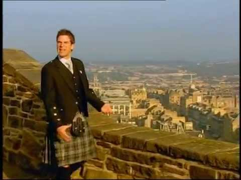 blue peter Gethin Jones kilt