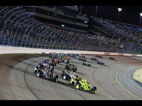 Iowa 300 RACE Round 12 IndyCar Series 2019