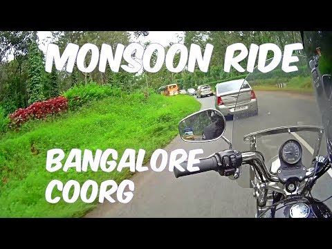 Monsoon Ride to Coorg from Bangalore | Harley-Davidson Superlow