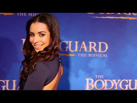 The Bodyguard Musical - Australian Premiere at the Sydney Lyric
