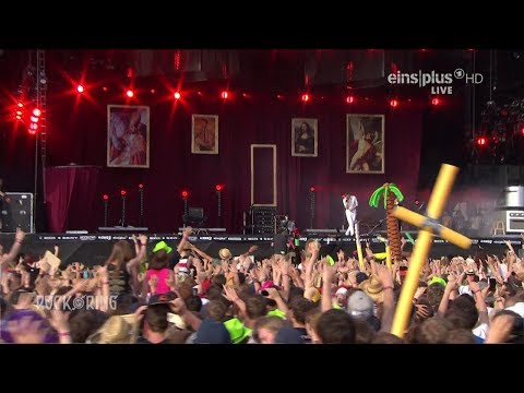 Alligatoah - Live @ Rock am Ring 2014
