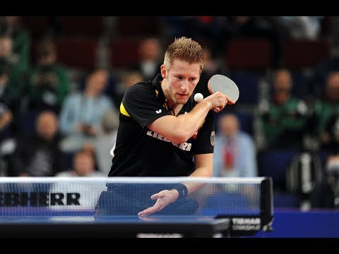 Ruwen Filus - modern defensive player - German table tennis player
