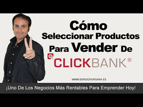 Cómo Seleccionar Productos Para Vender De Clickbank