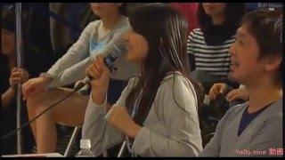 ポップコーンをいつも間違えてしまう和田彩花ちゃんです ℃-ute ファンブ...