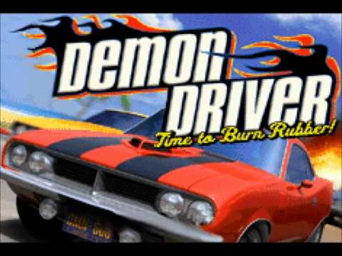 Demon Driver : Time To Burn Rubber !! OST - Main Theme