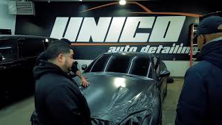 COMMERCIAL VIDEO  |  Unico Auto Detailing  (version 1)