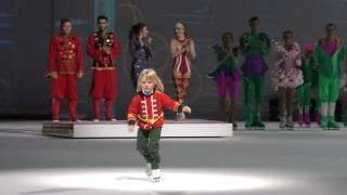 Талисман шоу Щелкунчик Александр Плющенко 10.07.2017, Астана