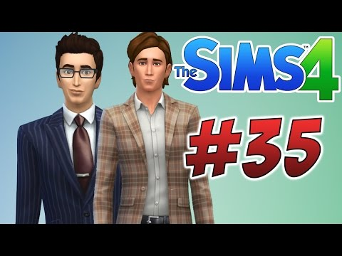 The Sims 4: The Two Doctors! #35