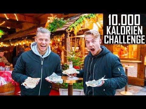 10.000 KALORIEN CHALLENGE
