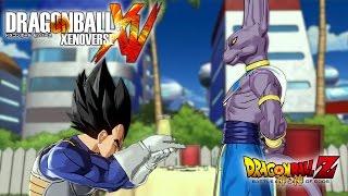 Dragon Ball Xenoverse Gameplay - Dragon Ball Z Battle of Gods Saga