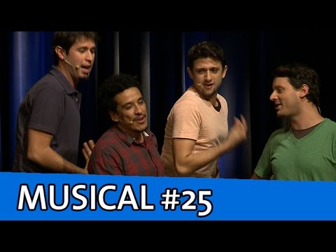 IMPROVÁVEL - MUSICAL IMPROVÁVEL #25