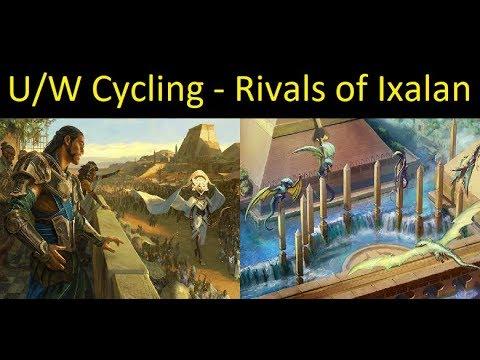 Post-Rivals of Ixalan Standard U/W Cycling