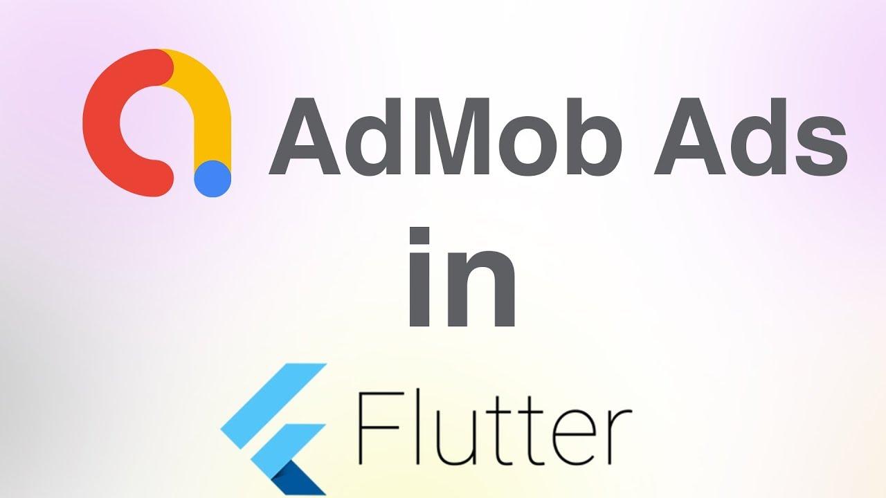 Flutter - How to Add ads to Flutter App in Under 10 Min Tutorial | Flutter AdMob Tutorial
